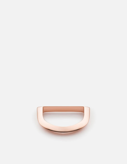 Miansai - Bar Ring, Rose