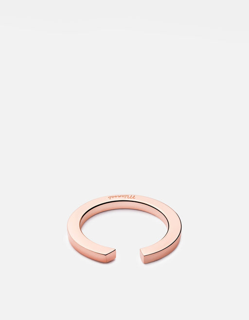 Miansai - Arduin Ring, Rose Plated