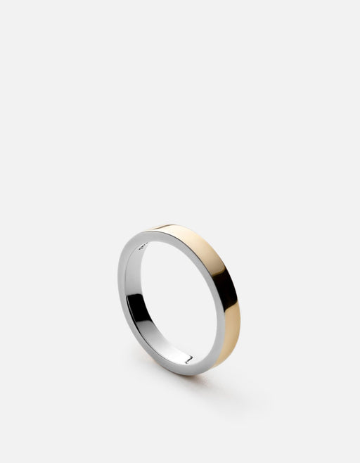 Miansai - Fusion Ring, Gold/Silver