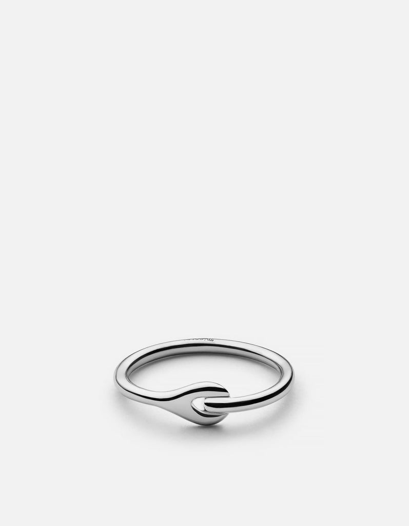 Miansai - Neo Ring, Sterling Silver