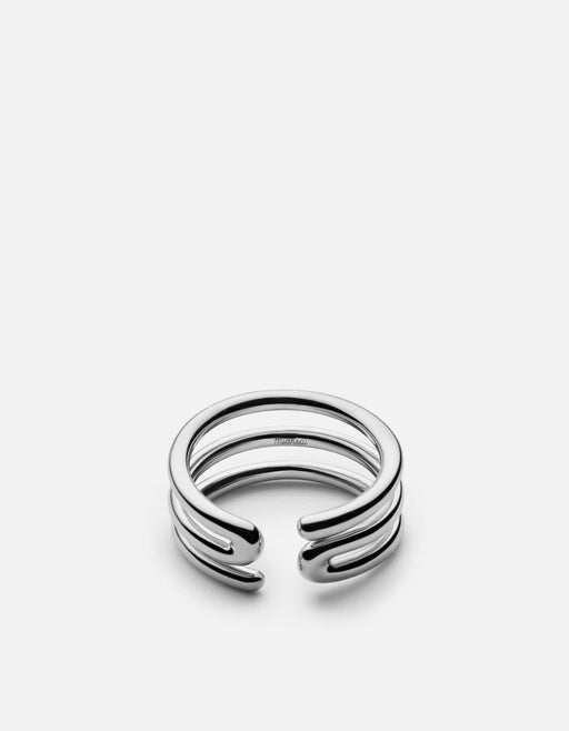 Miansai - Expo Ring, Sterling Silver
