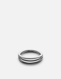 Trade Ring, Sterling Silver, Polished | Women's Rings | Miansai