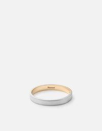 Miansai - Edge Ring, 14k Gold