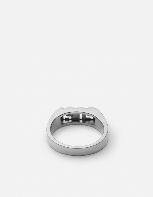 Miansai - Numero Ring, Sterling Silver