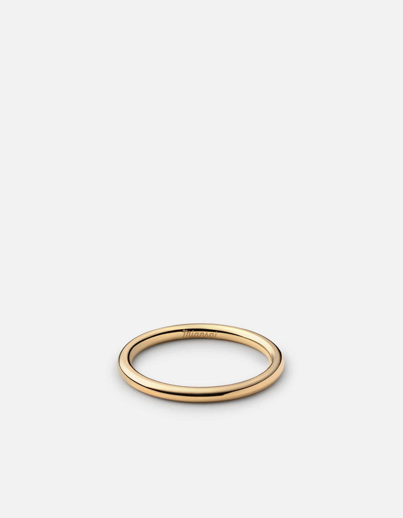 Cirque Ring, Gold Vermeil | Men's Rings | Miansai