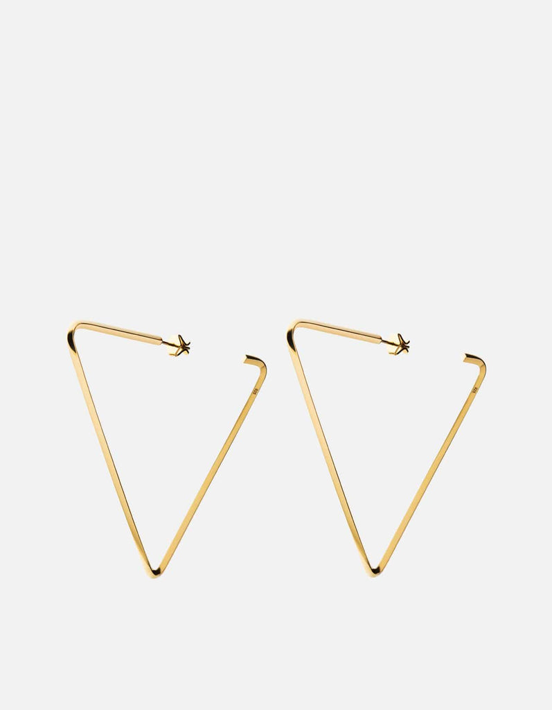 Eden Earrings | Gold Vermeil | Miansai