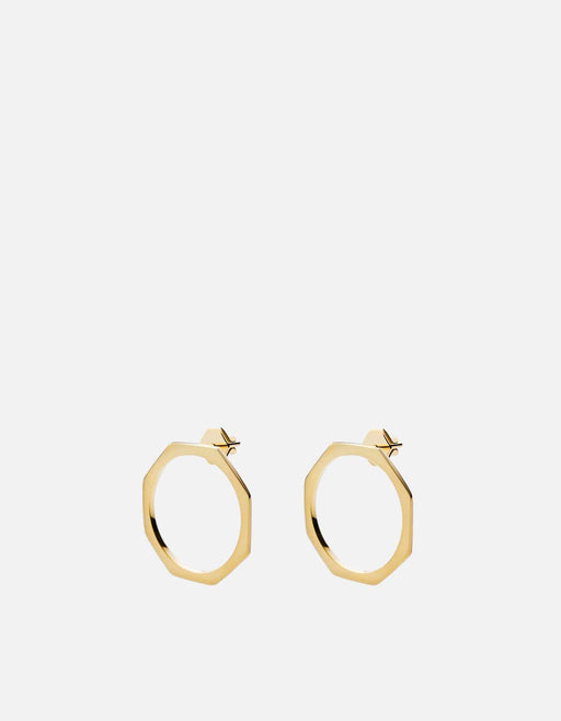 Ponti Earrings, Gold Vermeil | Women's Earrings | Miansai