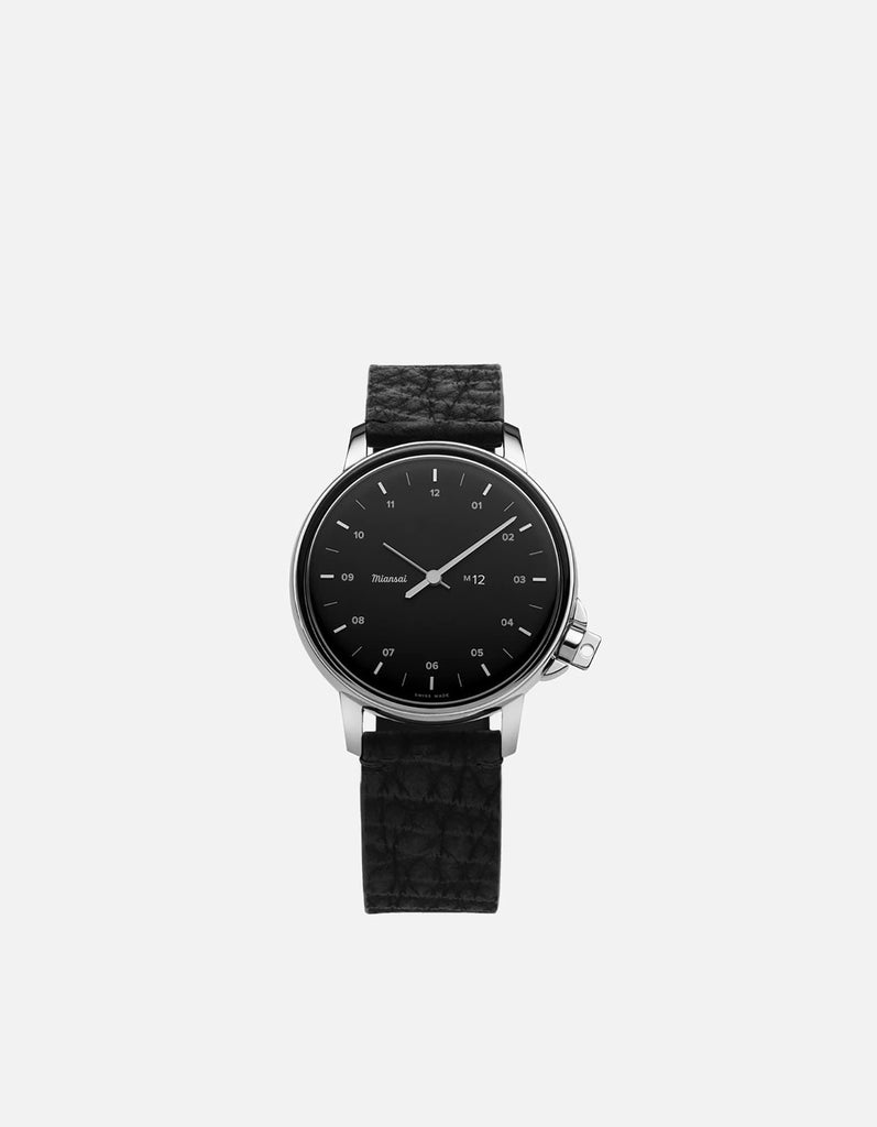 Miansai - M12 Stainless Steel|Black on Black Shark