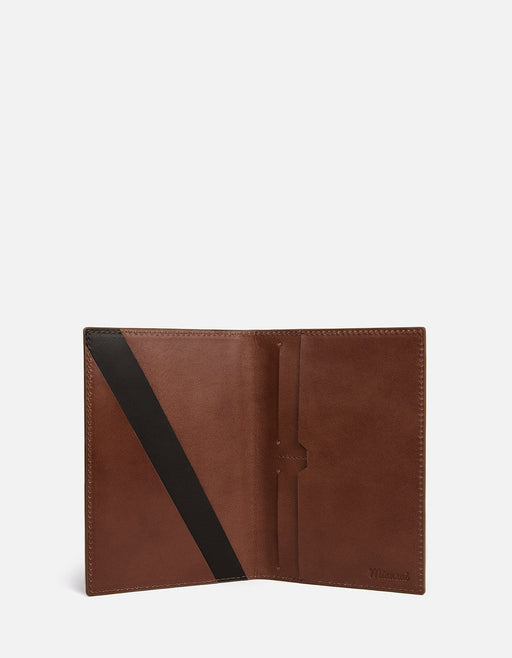 Miansai - Modern Passport Wallet, Brown
