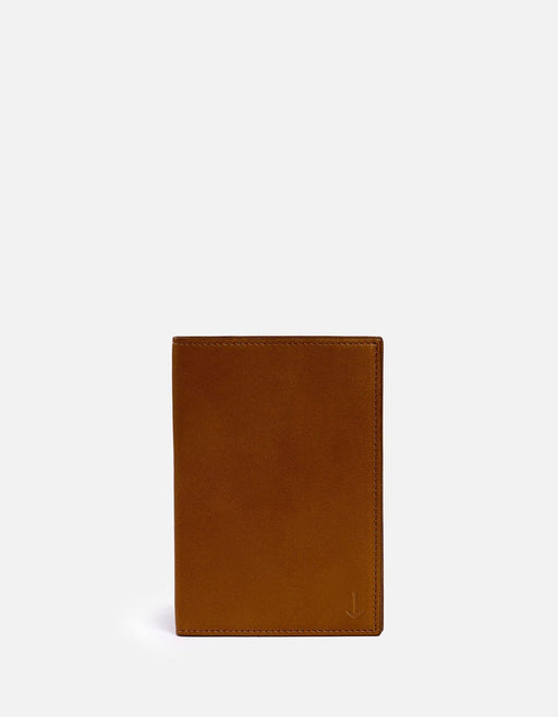 Miansai - Modern Passport Wallet, Cognac