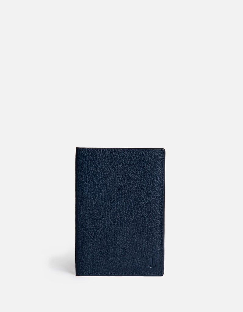Miansai - Modern Passport Wallet, Indigo