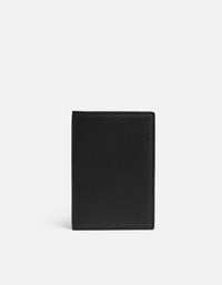 Miansai - Modern Passport Wallet, Textured Black