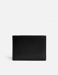 Modern Billfold, Black/Navy