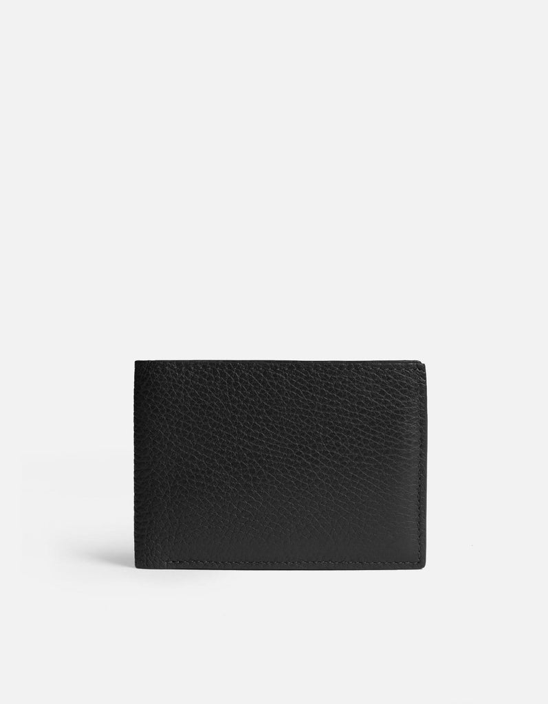 Miansai - Modern Billfold, Textured Black