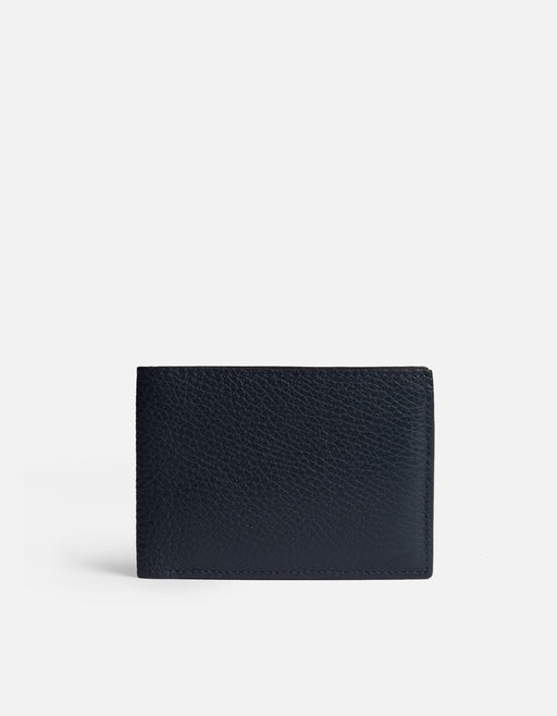 Miansai - Modern Billfold, Textured Navy