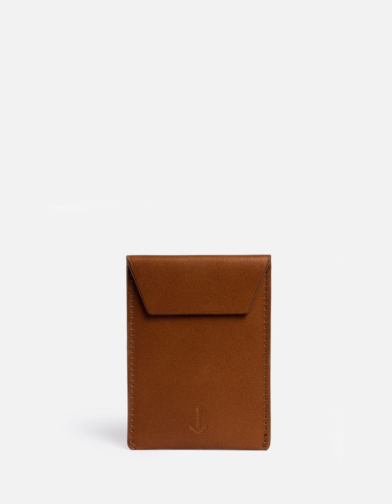 Miansai - Envelope Wallet, Cognac
