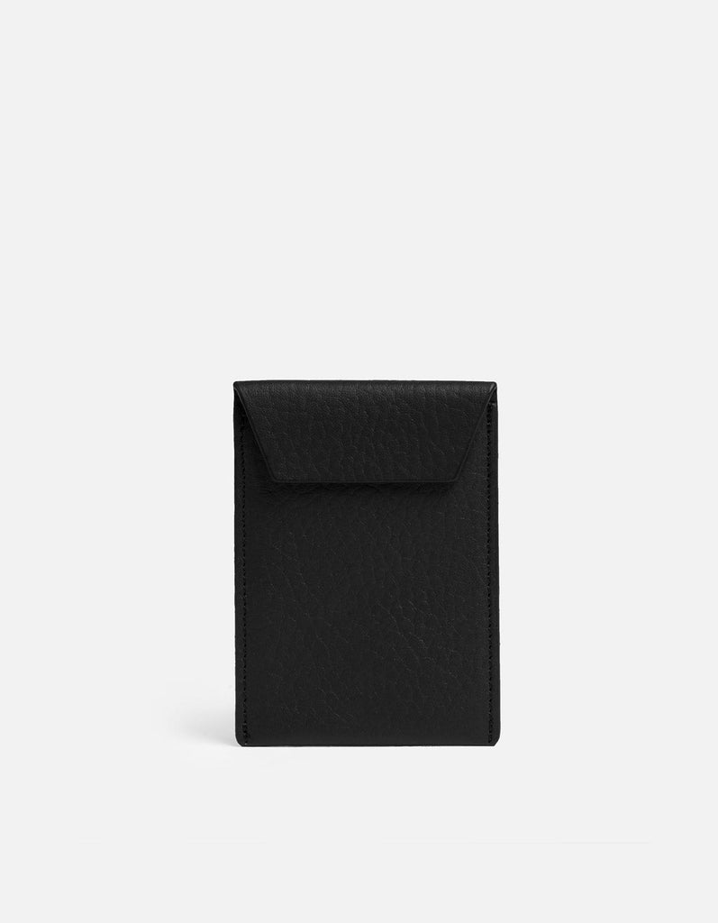 Miansai - Envelope Wallet, Textured Black
