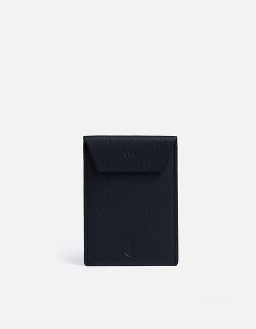 Miansai - Envelope Wallet, Textured Navy