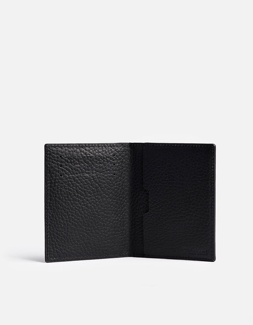 Miansai - Vertical Wallet, Textured Black