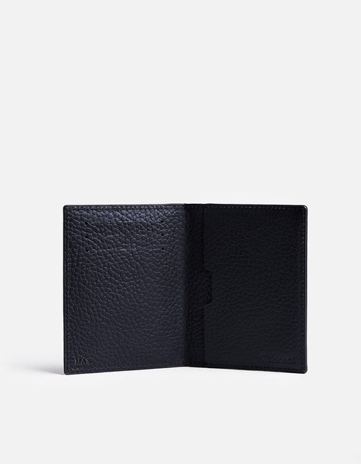 Miansai - Vertical Wallet, Textured Navy