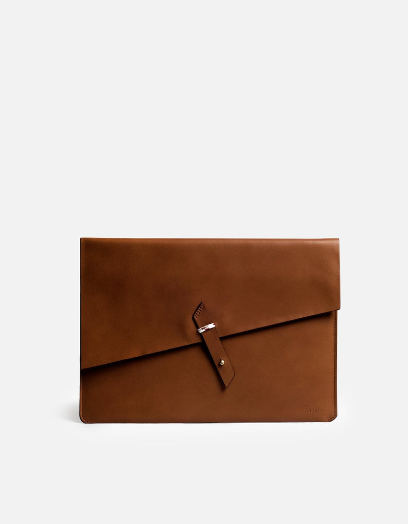 Portfolio, Cognac | Men's Leather Goods | Miansai
