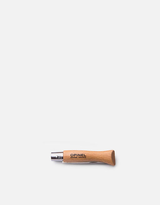 Miansai - Opinel Stainless Steel Traditional, Natural