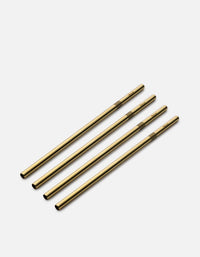 Miansai - Brass Straw Set