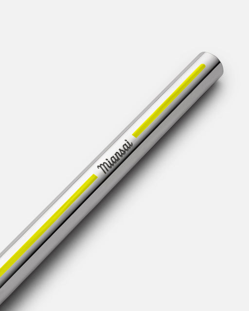 Miansai - Sterling Silver Straw Set