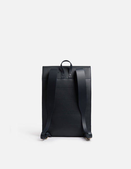 Miansai - Harbour Rucksack, Textured Navy