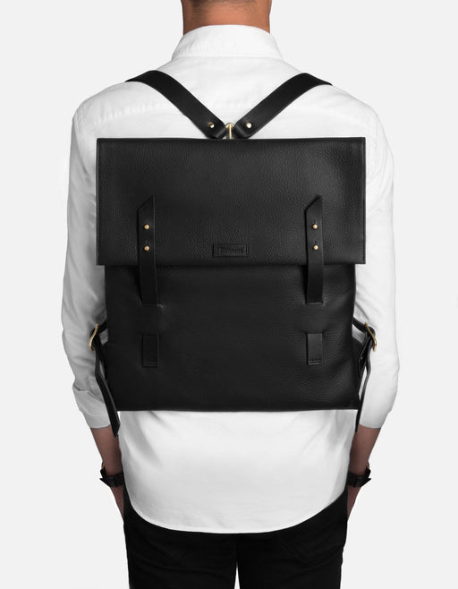 Miansai - Santon Backpack, Textured Black