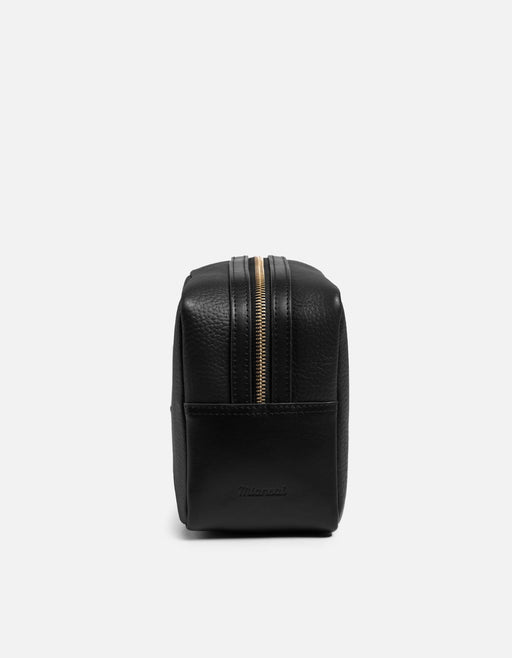 Miansai - Lido Dopp Kit, Textured Black