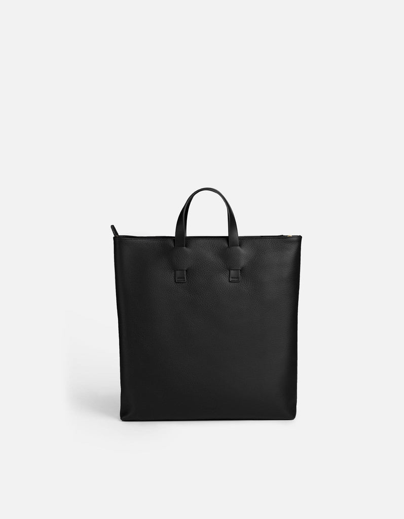 Miansai - Slim Tote, Textured Black