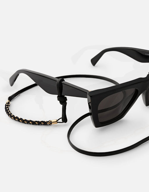 Miansai - Double Nexus Sunglass Cord, Gold Vermeil