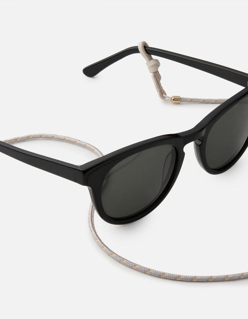 Miansai - Nexus Nylon Sunglass Cord, Gold Vermeil