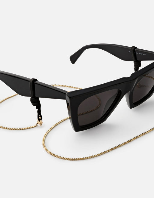 Cuban Link Sunglass Chain, Gold Vermeil | Dry Goods | Miansai