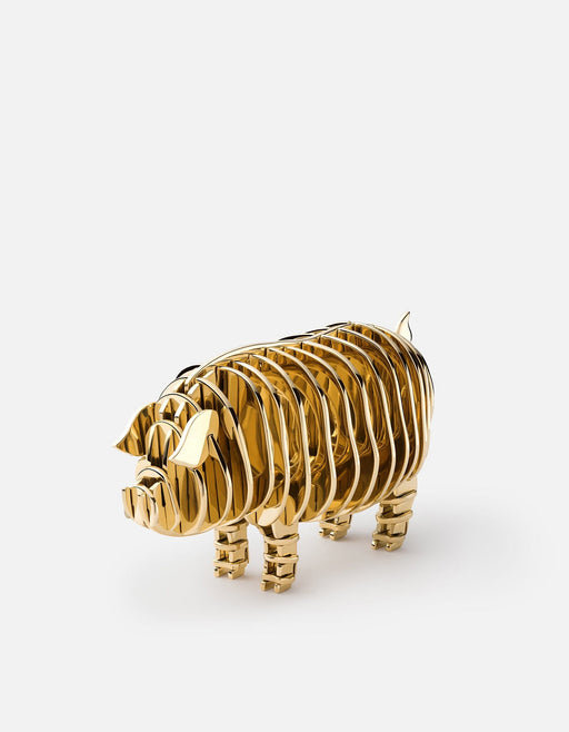 The Fat Piggy, 18k Gold | Dry Goods | Miansai