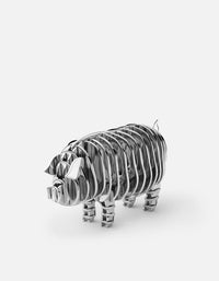 Miansai - The Fat Piggy, Sterling Silver