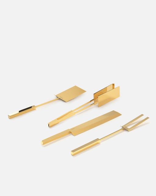 Miansai - Grill Set, 14k Gold