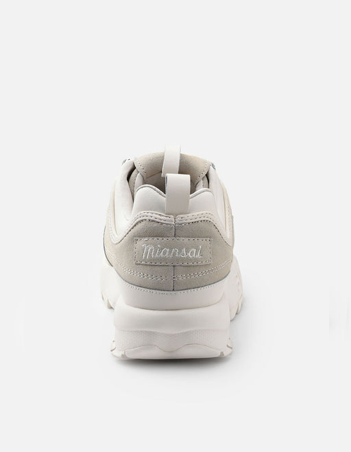 Miansai - Disruptor FILA Leather Sneaker, Off-White