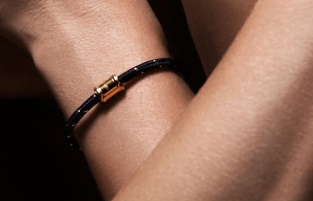 Men's Bracelets - Mini Single Rope Casing