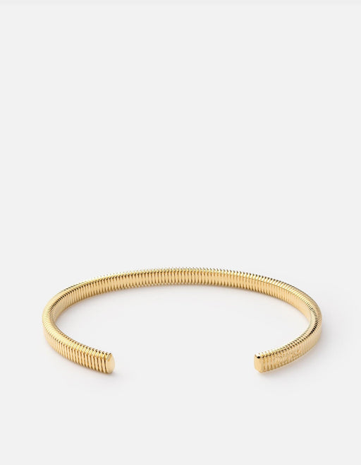 Thread Cuff, Gold