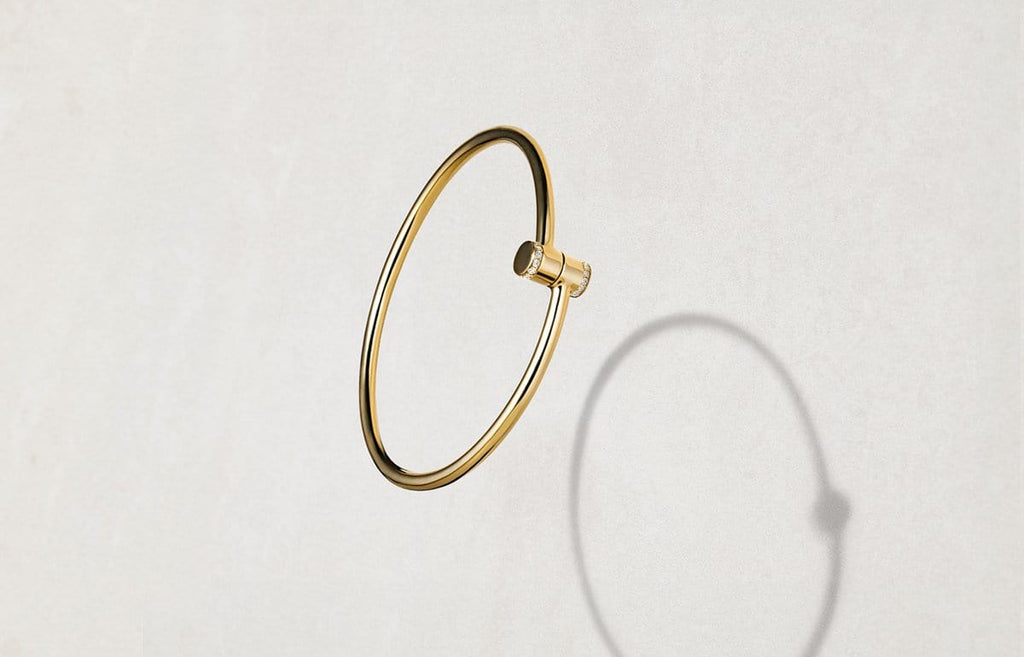 Fine Collection - The Pillar Cuff