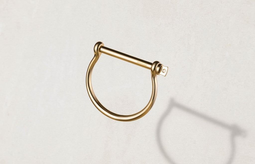 Shop Women's Cuffs - The Iconic Screw Cuff