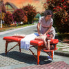 "Image of Master Massage 31"" Santana Portable Massage Table Package"