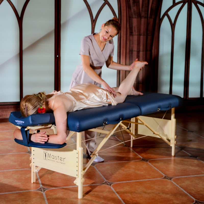 "Master Massage 30"" Coronado Portable Massage Table Package"