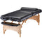 "Master Massage 32"" Husky Gibraltar Portable Massage Table Package"