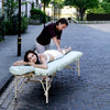 "Image of Master Massage 30"" Bel Air LX Aluminum Portable Massage Table Package"