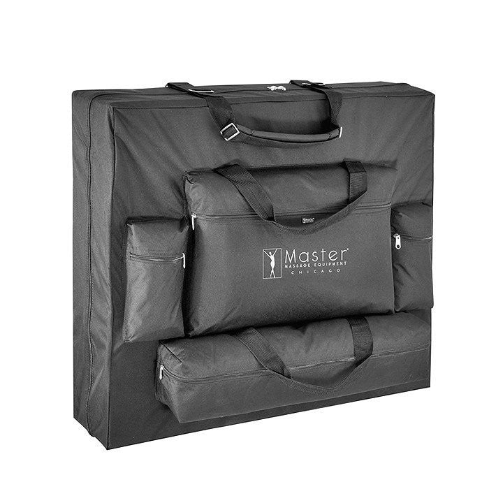 Master Massage SUPREME LX Portable Massage Table Package - MyMassageTable