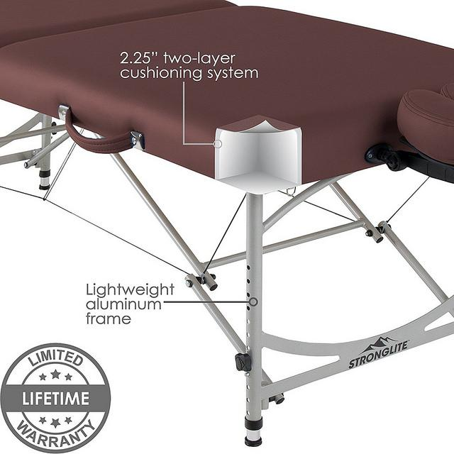 Stronglite Versalite Pro Massage Table Package
