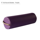"Master Massage Extra Large 9""x26"" Full Round Bolster for Massage Table"